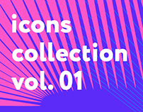 Icons collection vol.01