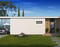 Модульный дом площадью 97кв.м