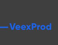 VeexProd Website