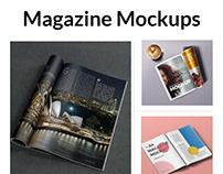 Best Free Magazine Mockups For 2020