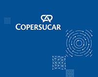 Copersucar - Sistema de identidade visual e site