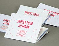Budapest Street Food Garden Brochure