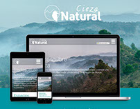 Responsive Web Design Cieza Natural