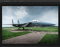 Photoshop CC Vignettes