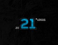 LOGOFOLIO * 21 logos I 2021 year