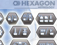 Jogbox User Interface UI Design for Hexagon Metrology