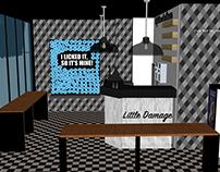 Little Damage Ice Cream Shop