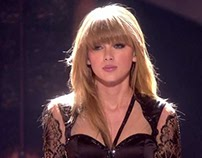 Taylor Swift I Knew You Were Trouble I BRITs 2013