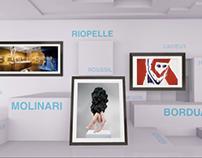 PUB VIDEO WEB : MUSÉE DES BEAUX ARTS DE MONTRÉAL