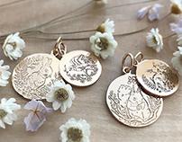 Myrtille Beck jewelry design