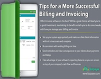 Tips for a More Successful Billing and Invoicing