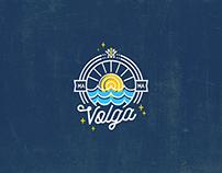 Volga Mama sweatshirt `18