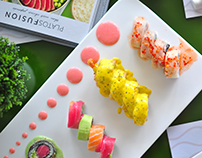 Food Styling Banzai Sushi Asian Cuisine