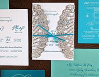 Peacock Wedding Suite