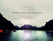 World Heritage - Vietnamese Trang An Complex Landscape