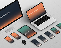 Multi Device Screen Mockup Creator