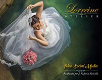 Lorreine Atelier (Plan Social Media)