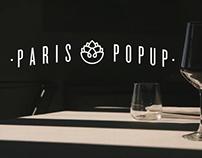 THE PARIS POP-UP