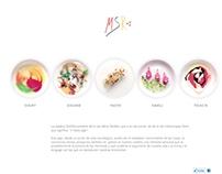 Chef Miguel Website