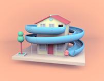 Fun Houses!