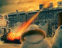Doomsday in Novosibirsk