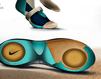 NIKE Hybrid shoes