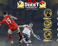 AL AHLY & ZAMALEK DERBY 114