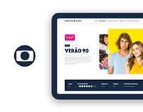 Negócios Globo - UI Design