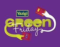 Campanha Yázigi Green Friday