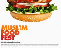 Brand Identity - Muslim Food Fest