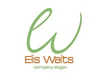 EW monogram