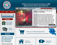Web Design & Development: MilitaryOneClick