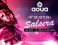 Fiesta Salsera Terraza Aqua