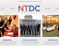 Web Design & Development: NTDC