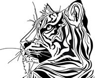 - Wild Ink -  wildlife tshirt illustrations