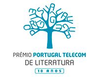 Prêmio Portugal Telecom de Literatura 10 Anos