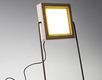 Tilt Desk Lamp