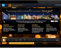 MGM/ American Express Vegas Your Way Campaign