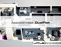 AppoloInvest DualFlat apartment