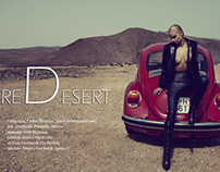 Editorial RED DESERT