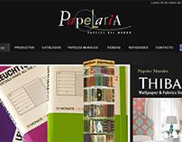 Papelaria: Web Design