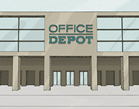 Office Depot Rebrand