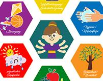 Hanau-Mittelbuchen Kindergarten (Theme Design 2017)
