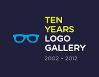 Ten Years Logo Gallery