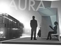 AURA - bus stop