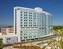 Nationwide Children's Hospital Exteriors