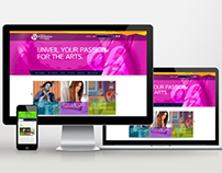 Alberta Foundation For the Arts Website