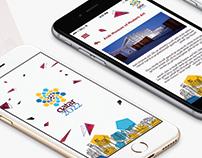 Qatar Worldcup 2020 I AR Mobile App.