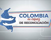 Colombia Reconciliación | Por Sebastian Marín ®