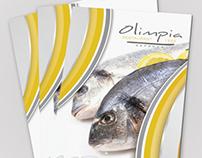 Olimpia Restaurant Brochure